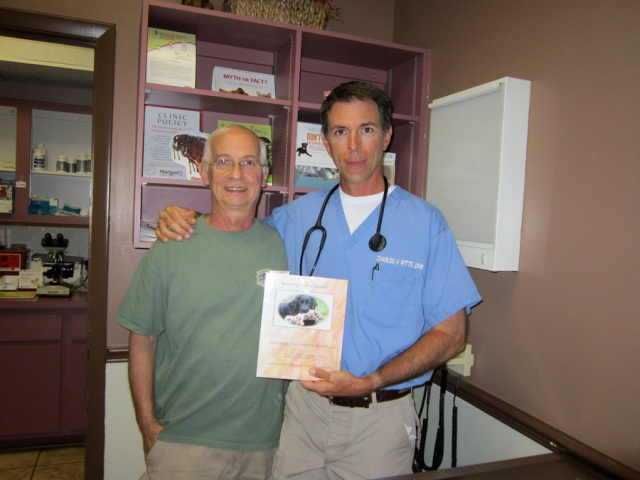 A visit to Doctor Witte office at Dunnellon